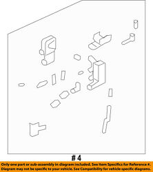 Ford Oem Front Door-lock Latch Kit 3l2z78219a65ac