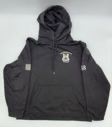 759th Military Police Battalion Men's Hoodie Black Size Xl