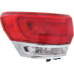 Tail Light For Mazda 5 2006-2007 Driver Side Oe Replacement Halogen W/bulbs