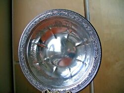 Towle Sterling Louis Xiv 9-7/8 Vegetable Or Fruit Bowl