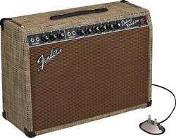 Fender And03965 Deluxe Reverb Chilewich Bark
