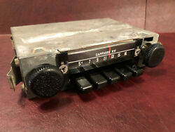 60s 70s Volkswagen Vw Sapphire Xv Am Fm Converted Radio With Aux Input