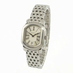 And Co. Mark Coupe 17093355 Quartz Silver Dial Ss Ladies Watch [u0416]