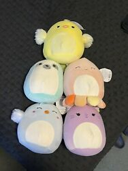 Squishmallow Easter 7andrdquo Full Set Free Shipping ✅✅✅
