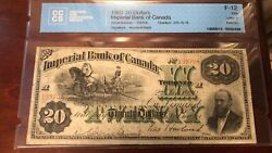 Imperial Bank Of Canada 20 1920