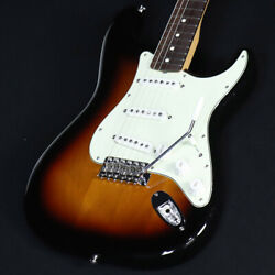 Electric Guitar Fender Heritage 60s Stratocaster Fret 80-90 Made In Japan Used