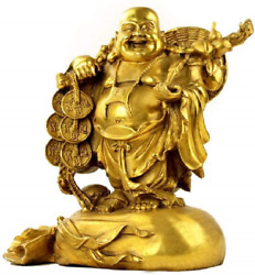 Fengshui Buddha Statues For Lucky Happinesslaughing Buddha Figurines Sculptur
