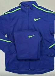 Nike Pro Elite 2019 Men Lighweight Tracksuit Small Track And Field New