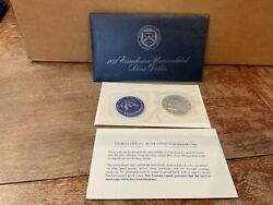 1972 Eisenhower Uncirculated Silver Dollar Coin Untied States