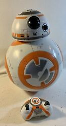Star Wars Hero Droid Bb-8 With Controller Charger And Booklet