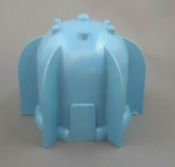 Marx Gravity Chamber Cape Canaveral Vintage Space Playset 1960s Light Blue