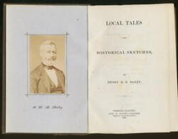 Local Tales And Historical Sketches [dutchess County, Ny]