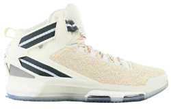 Rare Menand039s Adidas D Rose 6 Boost And039march Madnessand039 Basketball Casual Shoes B27745