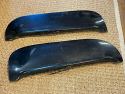 1950andrsquos Fender Skirts-possibly Ford/mercury