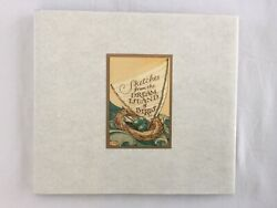 Charles Van Sandwyk Sketches From The Dream Island Of Birds Signed Limited Editi