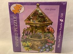 Bits And Pieces Puzzle The Wishing Well By Alan Giana 750 Pieces New Sealed