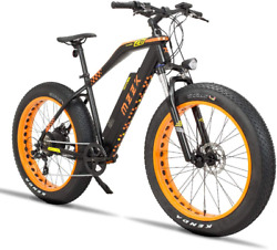 Mzzk Electric Bike 7-speed Powerful E-bike With 48v Lithium Battery Multi-func