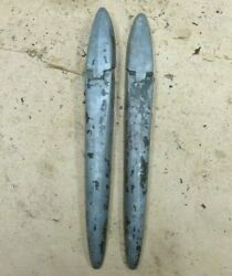 1947 1953 Chevy Coe Truck Hood Hinges Original Gm Pair Cabover