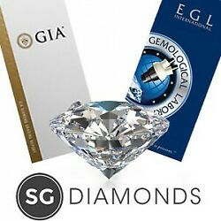 1ct Cushion Gia E Si1 5.76x5.19x3.68 Loose Diamond Stock 47149