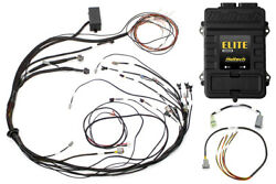 Haltech Ecu Elite 1500+ Fits Mazda 13b S4/5 Cas With Flying Lead Ignition