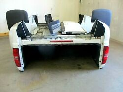 Gmc / Chevy Dually Pickup 8and039 Truck Box Tail Gate And Bumper 2007-2014 Used