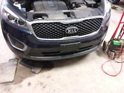 Front Bumper Two Piece Bumper Without Fog Lamps Fits 16-18 Sorento 2566598