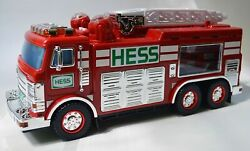 Hess Preowned 2005 Emergency Truck With Rescue Vehicle No Box