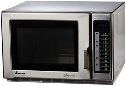 Amana Rfs18ts Commercial Microwave - For High Volume Use 1800 Watts