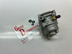 New 2006 Yamaha Outboard 8hp Carburetor Assembly Ready For Install