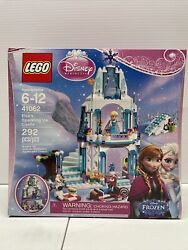 Lego 41062 Frozen Elsa's Sparkling Ice Castle Brand New And Sealed