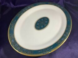 Royal Doulton Carlyle Oval Serving Platter 16 1/2