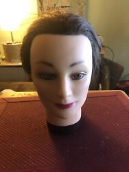 Practice Doll Head Cosmetology With Long Hair - Never Used