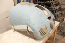 1946 46 Cessna 140 120 Lower Bottom And Front Engine Cover Cowl Cowling 0452130