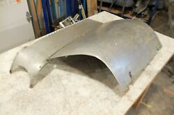 1946 46 Cessna 140 120 Upper Top Left And Center Engine Cover Cowl Cowling 0452107