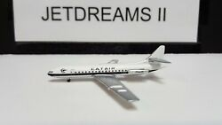 1/400 Catair France Caravelle Iii Sud Se-210 1970and039s Colors F-bsrd Aeroclassics