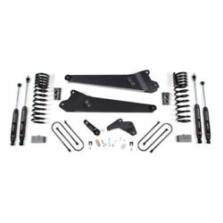 6.5 X 6.5 Front Rear Suspension Lift Kit For 2013-2018 3500/ram 3500 4wd