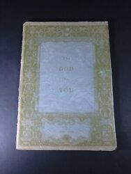 Robert Collier - Signed - The God In You - 1937
