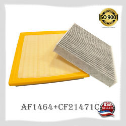 Af1464 + Cf21471c Engine And Cabin Air Filter For Legacy 2.4l And 2.5l 2020-2021