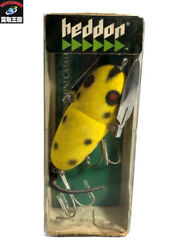 Used Heddon C.c Ybs Smith Fishing Lure 6.5cm With Box