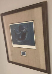 3 Coastal Conservation Association Cca Paintings-prints-stamps-matted In Frames