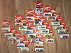 Hot Wheels Classics Series 1 Complete Set Signed By The 1
