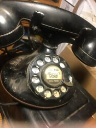 Western Electric D1 202 Telephone And Subset Phone Works