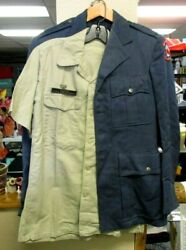 Civil Air Patrol Uniform Wyoming With Patches And Pins Vintage
