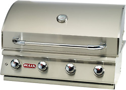 Bull Outdoor Products 87049 Loar Select Natural Gas Drop-in Grill Head