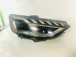 Complete 2020 Audi A4 S4 Full Led Front Right Oem Headlight Tested 8w0941034f