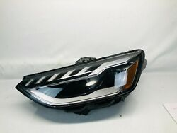 8w094103f 2020 Audi A4 S4 Full Led Front Left Oem Headlight Genuine Tested