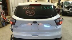Trunk/hatch/tailgate Privacy Tint Glass Fits 17-18 Escape White 2569389