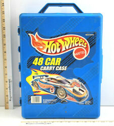 43 Hot Wheels 1977-2008 Diecast Cars Trucks Classic Muscle Hot Rod + Carry Case