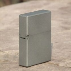 Solid Titanium Lighter Case Shell Custom Strong Hinger Edc Armor Collect Fdq 1mm