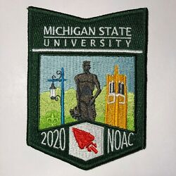 2020 National Order Of The Arrow Conference Noac On Site Meeting Patch